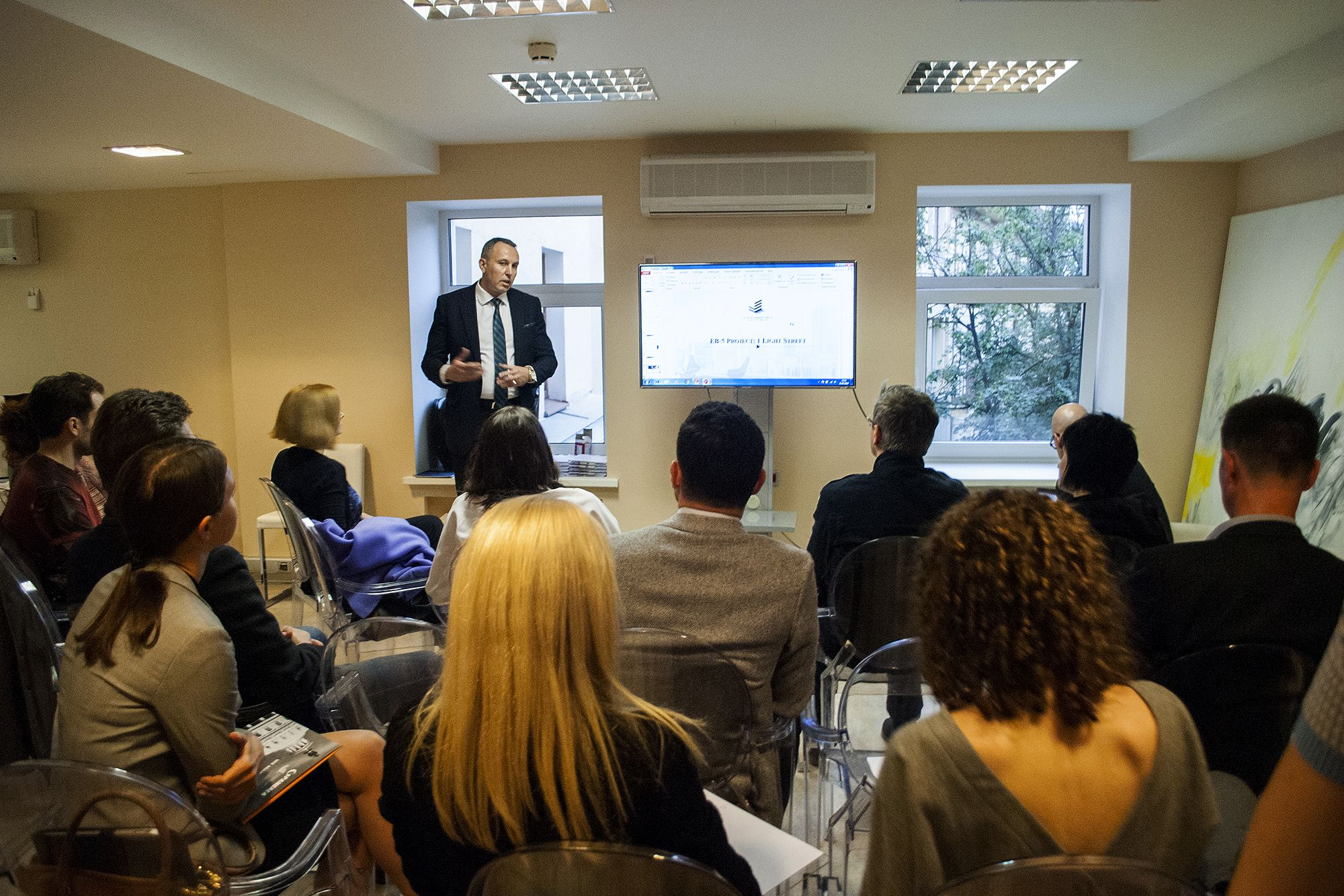On May 31, in Moscow a seminar